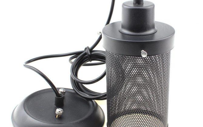 Historické závesné svietidlo Klietka v čiernej farbe 1 670x420 - Historické závesné svietidlo Klietka v čiernej farbe