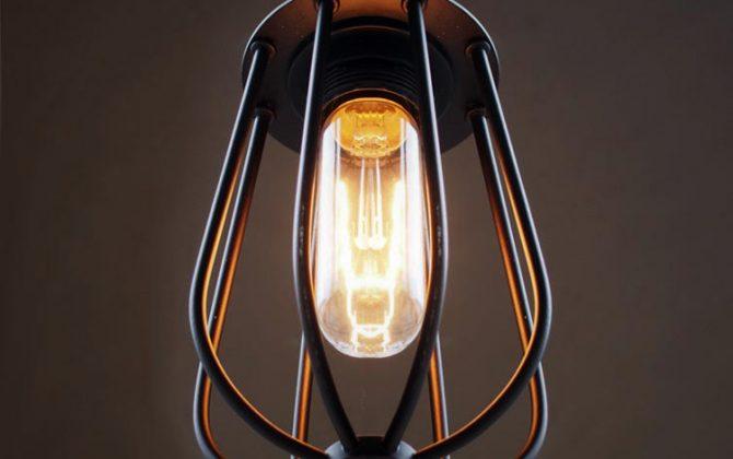 Historické závesné svietidlo v tvare hrušky na žiarovky typu E27 je svietidlo určené na strop v priemyselnom vzhľade2 670x420 - Historické závesné svietidlo v tvare hrušky
