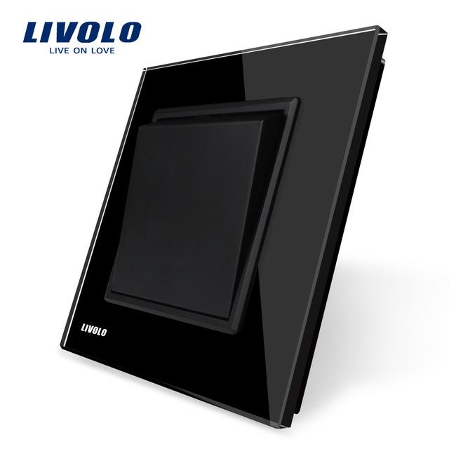 Luxusný mechanický vypínač č.1 v čiernom prevedení - Luxusný schodiskový vypínač č.6 v čiernom prevedení