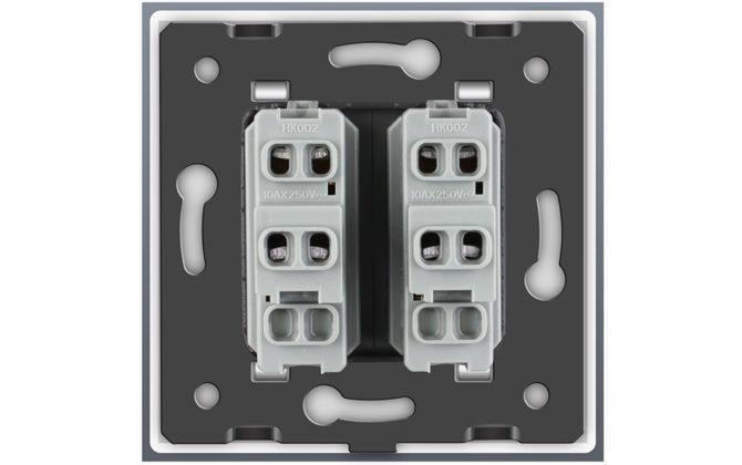 Mechanické vypínače sú priamou náhradou za Vaše klasické vypínače. Sú plne kompatibilné po rozmerovej tak aj po elektrickej stránke 2 670x420 - Luxusný lustrový vypínač č.5B v bielom prevedení