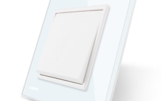 Vypínače sa vyznačujú dlhou životnosťou otrasuvzdornosťou farebnou stálosťou pevnosťou povrchových úprav a lesklosťou skleneného povrchu 2 670x420 - Luxusný mechanický vypínač č.1 v bielom prevedení
