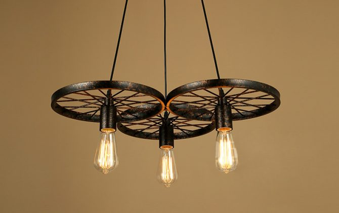 Historické závesné svietidlo Koleso v priemyselnom štýle tri pätice 8 670x420 - Historické závesné svietidlo Koleso v priemyselnom štýle, tri pätice