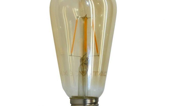FILAMENT žiarovka TEARDROP E27 Teplá biela 4W 350lm V TAC 670x420 - FILAMENT žiarovka - TEARDROP - E27, Teplá biela, 8W, 700lm, V-TAC
