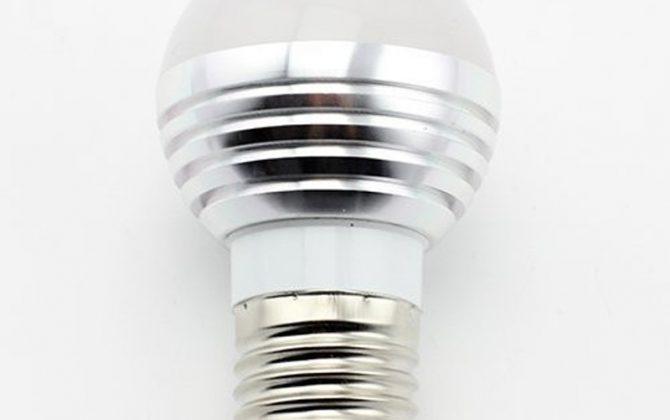 LED RGB žiarovka na diaľkové ovládanie 16 funkcií 5W3 670x420 - LED RGB žiarovka na diaľkové ovládanie, 16 funkcií, 5W