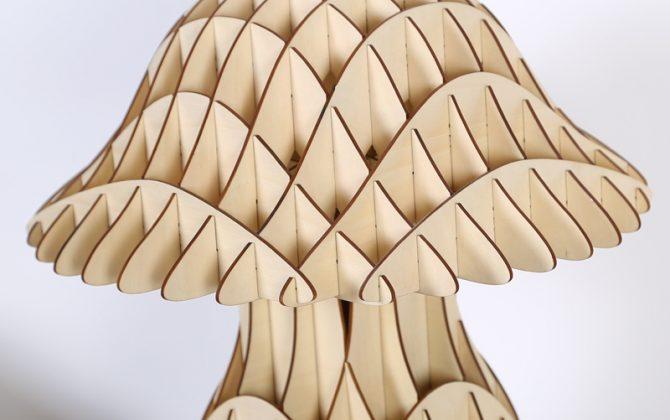 Originálne stolové drevené svietidlo z kolekcie iWood MUSHROOM11 670x420 - Originálne stolové drevené svietidlo z kolekcie iWood - MUSHROOM