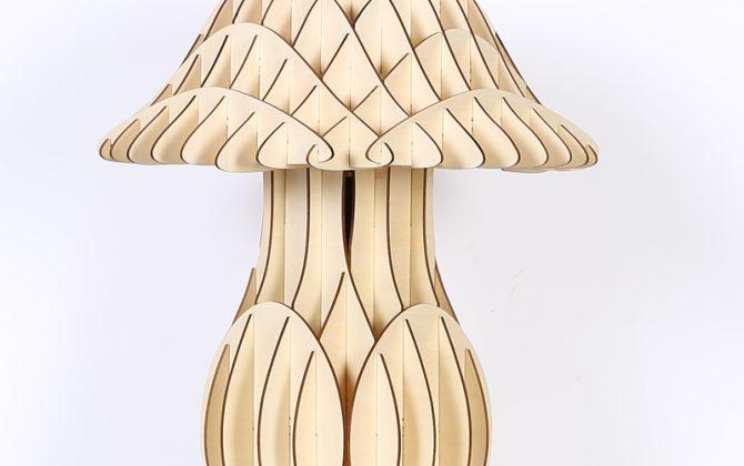 Originálne stolové drevené svietidlo z kolekcie iWood MUSHROOM31 670x420 - Originálne stolové drevené svietidlo z kolekcie iWood - MUSHROOM