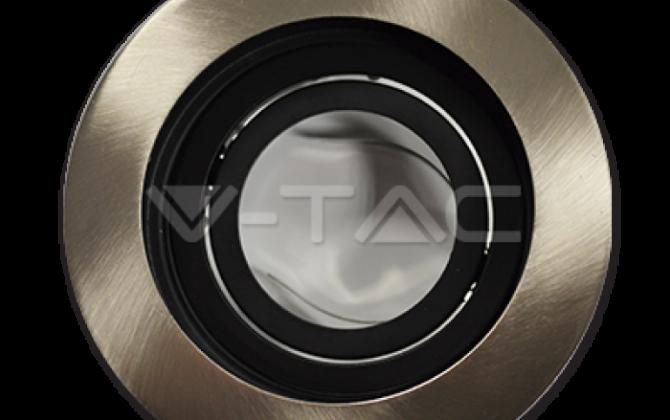 Rámik okrúhly výklopný matný V TAC1 670x420 - Rámik okrúhly výklopný matný, V-TAC