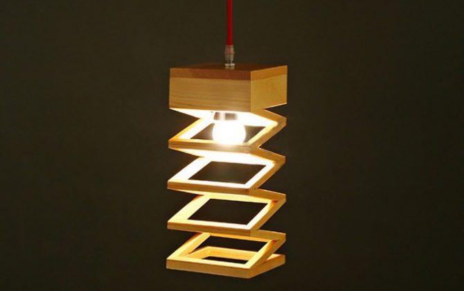 Závesné kreatívne drevené svietidlo LAMPARA1 670x420 - Závesné kreatívne drevené svietidlo - LAMPARA