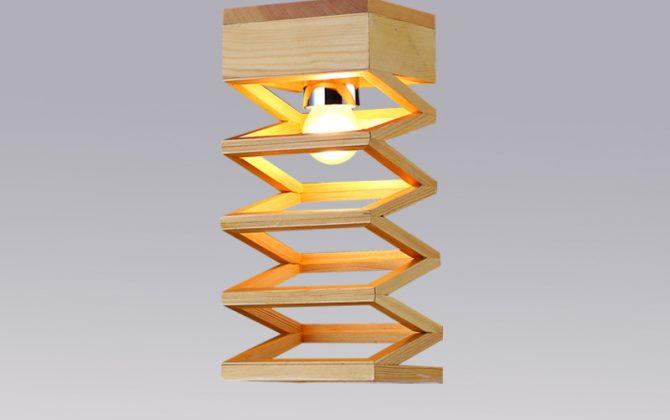 Závesné kreatívne drevené svietidlo LAMPARA4 670x420 - Závesné kreatívne drevené svietidlo - LAMPARA