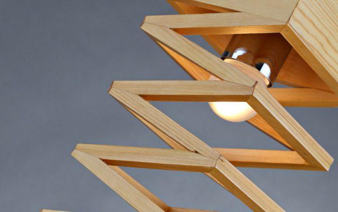 Závesné kreatívne drevené svietidlo LAMPARA6 670x420 - Závesné kreatívne drevené svietidlo - LAMPARA