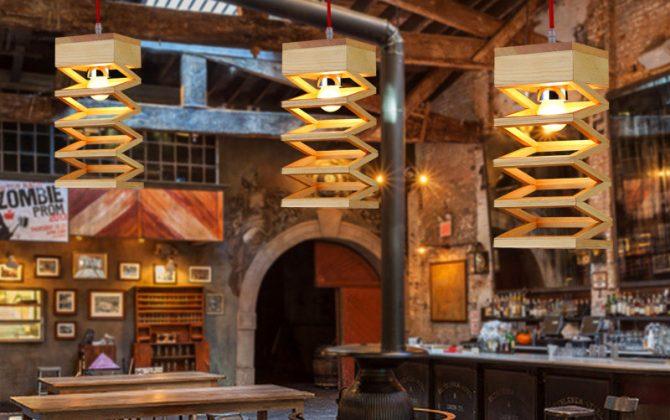 Závesné kreatívne drevené svietidlo LAMPARA7 670x420 - Závesné kreatívne drevené svietidlo - LAMPARA