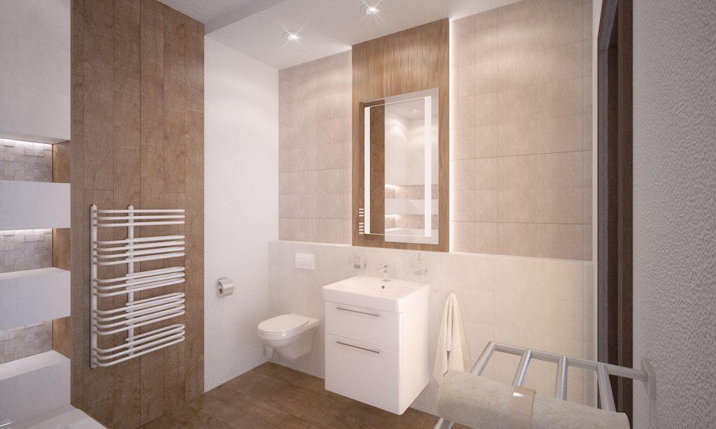 Dizajn interiéru mezonetového bytu