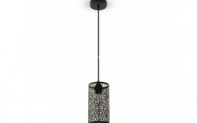 Závesné retro svietidlo Cylinder vo svetlo čiernej farbe 2 1 670x420 - Závesné retro svietidlo Cylinder vo svetlo čiernej farbe