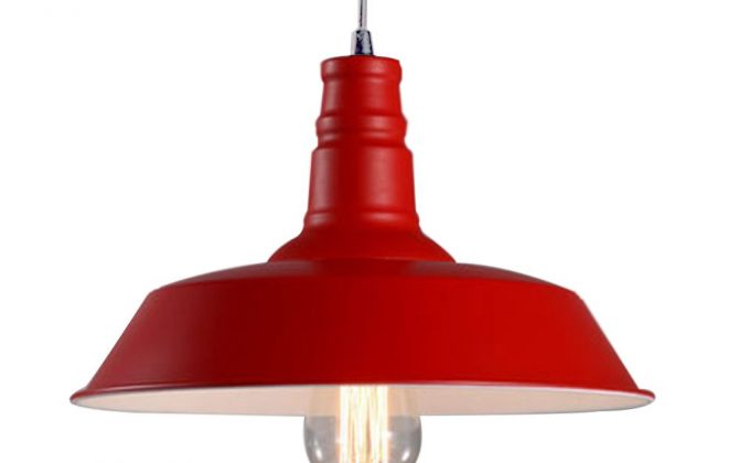 Moderné závesné svietidlo v červenej farbe 2 670x420 - Moderné závesné svietidlo v červenej farbe