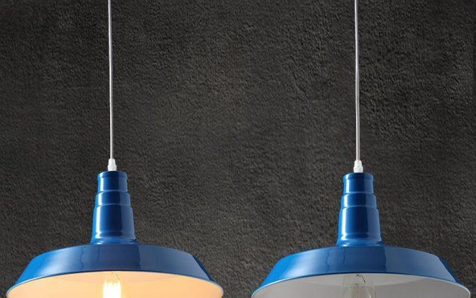 Moderné závesné svietidlo v modrej farbe 2 670x420 - Moderné závesné svietidlo v modrej farbe