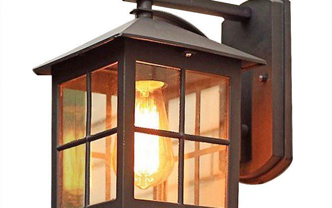 Elegantné exteriérové záhradné svietidlo Ancient. Historický vzhľad a kovový materiál zo sklom určený pre ochranu žiarovky.6 670x420 - Elegantné exteriérové záhradné svietidlo Ancient