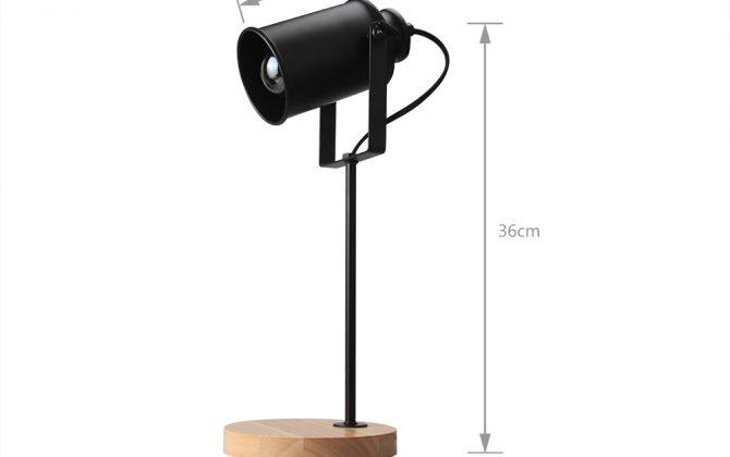 Stolová lampa z prírodného dreva so stmievačom v tvare Reflektora3 670x420 - Stolová lampa z prírodného dreva so stmievačom v tvare Reflektora