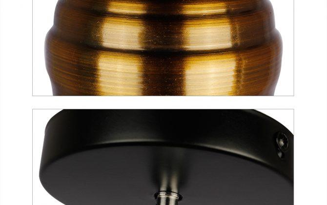 Stropné svietidlo retro s čiernym tienidlom5 670x420 - Stropné svietidlo retro s čiernym tienidlom