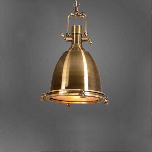 Vintage závesné svietidlo v starodávnej mosádznej farbe 56 x 36 cm 1 - Vintage závesné svietidlo v starodávnej mosádznej farbe, 56 x 36 cm