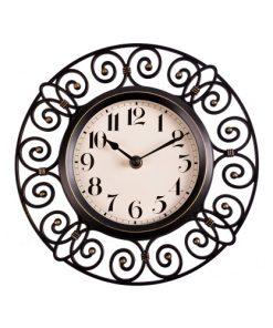 Retro dekoračné nástenné hodiny