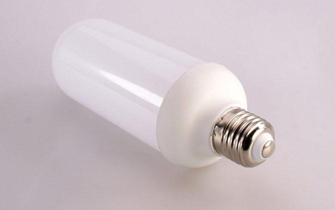 LED žiarovka imitujúca plameň E27 3W Teplá biela dva módy. LED žiarovka s originálnym naprogramovaním imituje horiaci plameň efekt sa znásobí použitím vhodného svietidla s mliečnym sklom 1 670x420 - LED žiarovka imitujúca plameň, E27, 3W, Teplá biela, dva módy