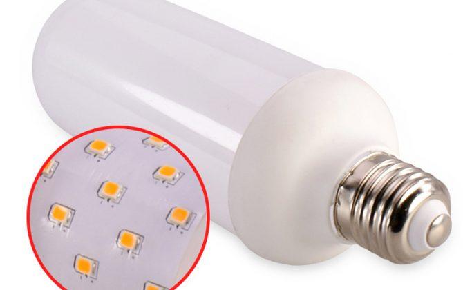 LED žiarovka imitujúca plameň E27 3W Teplá biela dva módy. LED žiarovka s originálnym naprogramovaním imituje horiaci plameň efekt sa znásobí použitím vhodného svietidla s mliečnym sklom 2 670x420 - LED žiarovka imitujúca plameň, E27, 3W, Teplá biela, dva módy