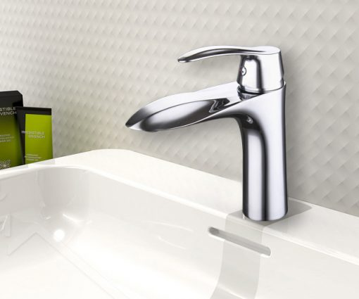 Luxusná umývadlová batéria s moderným dizajnom vo viac farbách