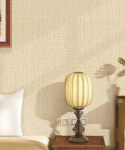 Luxusná textilná reliéfna tapeta na stenu v rôznych farbách