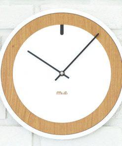 Luxusné jedinečné drevené nástenné hodiny