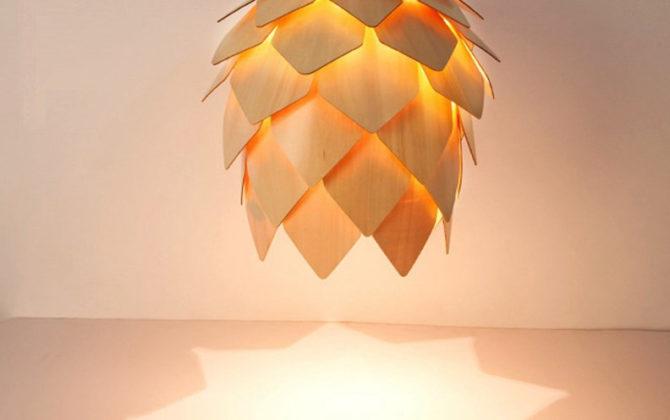 Závesné kreatívne drevené svietidlo ART je kreatívne svietidlo ktoré uchváti každého návštevníka vašich priestorov svojím jedinečným dizajnom. 4 670x420 - Kreatívne drevené svietidlo závesné - ART, priemer 25cm