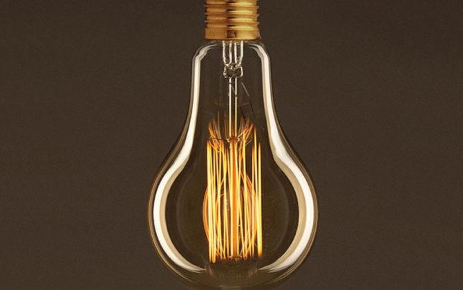 EDISON žiarovka DECOR DROP E27 30W 60lm 1 670x420 - EDISON žiarovka - DECOR DROP - E27, 30W, 60lm