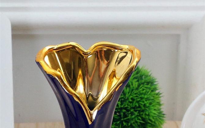 Prekrásna porcelánová váza s kvetom v tmavomodro zlatej farbe. 1 670x420 - Prekrásna porcelánová váza s kvetom v tmavomodro-zlatej farbe v troch rôznych variantoch