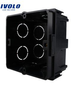 Univerzálny podomietkový box 80 x 80mm – spájací (2)
