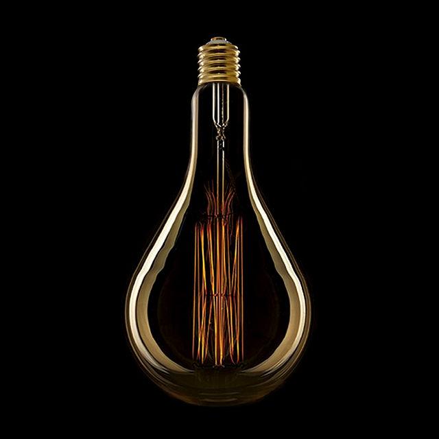 EDISON žiarovka - XXL CLASSIC - E27, 30W, 60lm (2)