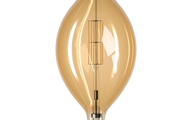 Edison Soft žiarovka Big Mallet E27 1000lm 11W Teplá biela stmievateľná 2 670x420 - Edison Soft žiarovka, Big Mallet, E27, 1000lm, 11W, Teplá biela, stmievateľná