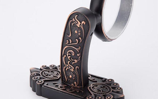 Elegantný stojan s pohárikom na zubné kefky v čiernej farbe . 670x420 - Elegantný stojan s pohárikom na zubné kefky v čiernej farbe