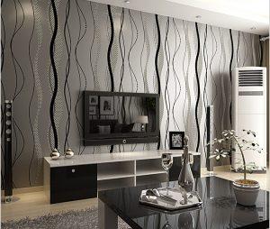 Tapety a nálepky na stenu nie sú prežitok