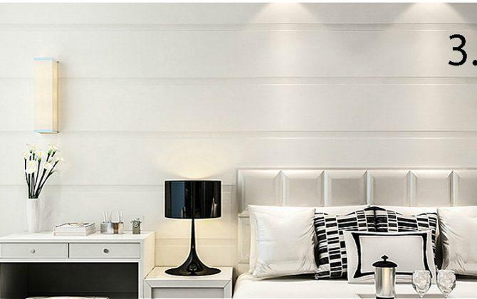 Luxusná tapeta na stenu bieela 670x420 - Luxusná tapeta na stenu v troch rôznych farebných prevedeniach