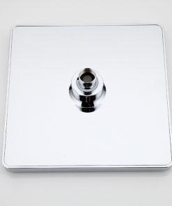 Kvalitná pochrómovaná hlavová sprcha - 22 x 22 cm