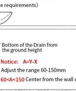 Umývadlová výpusť a sifón v antickom ( bronzovom ) prevedení - bez prepadu aj s prepadom