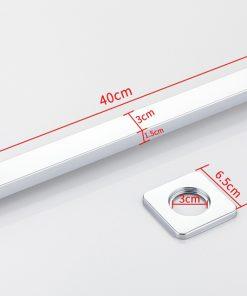 Kvalitný držiak / rameno hlavovej sprchy - model B
