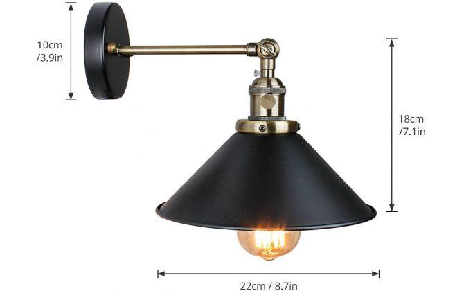 Historické nástenné svietidlo s tmavým tienidlom s otočným spínačom 3 670x420 - Historické nástenné svietidlo s tmavým tienidlom s otočným spínačom