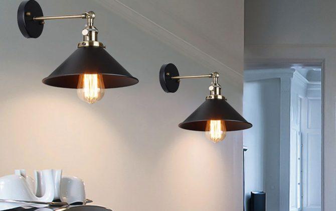 Historické nástenné svietidlo s tmavým tienidlom s otočným spínačom 4 670x420 - Historické nástenné svietidlo s tmavým tienidlom s otočným spínačom