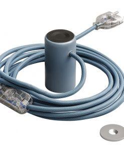 Magnetické svietidlo Magnetico®-Plug, modrá farba (2)