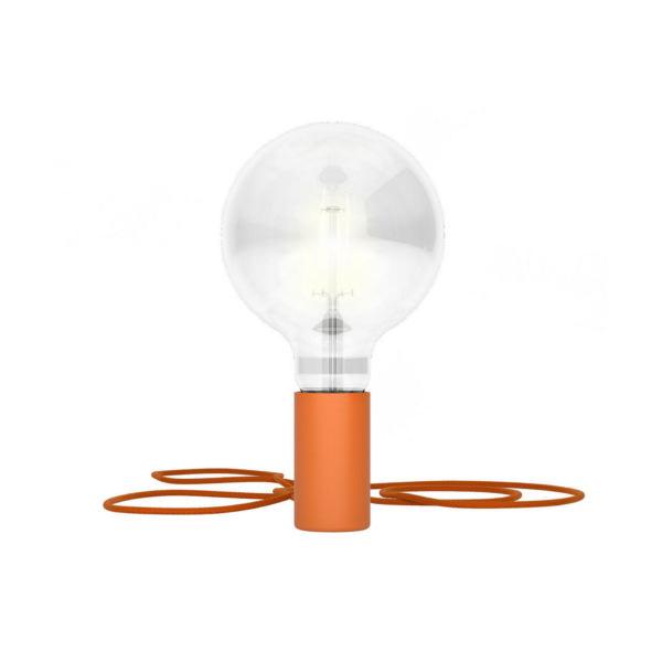 Magnetické svietidlo Magnetico® Plug pomarančová farba 1 - Magnetické svietidlo Magnetico®-Plug, pomarančová farba