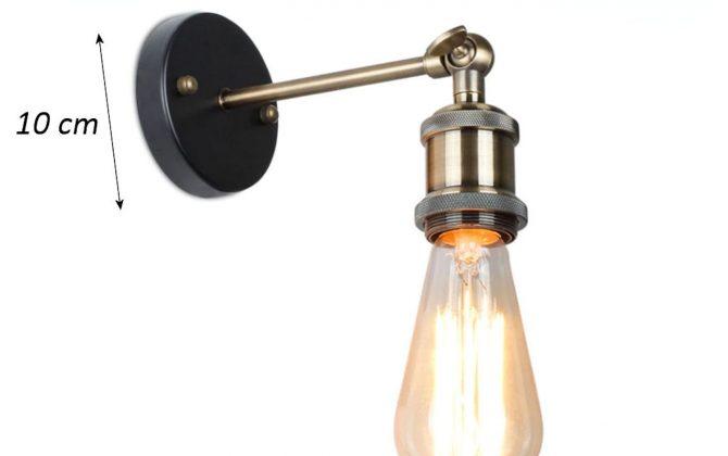 Historické nástenné svietidlo v staromosádznej farbe 2 670x420 - Historické nástenné svietidlo v staromosádznej farbe