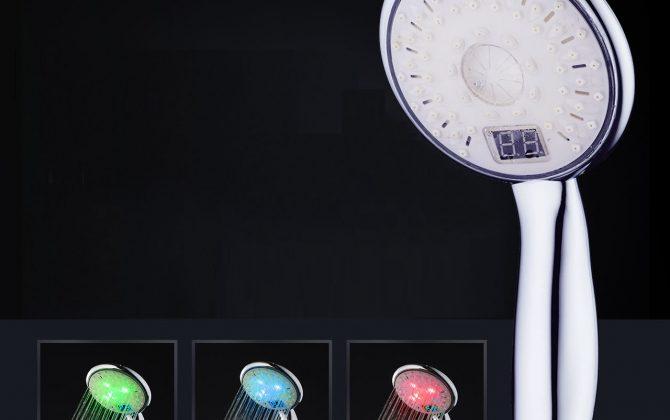 Kvalitná sprchová hlavica LED s digitálnym teplomerom 3 farby 1 670x420 - Sprchová hlavica LED s digitálnym teplomerom, 3 farby
