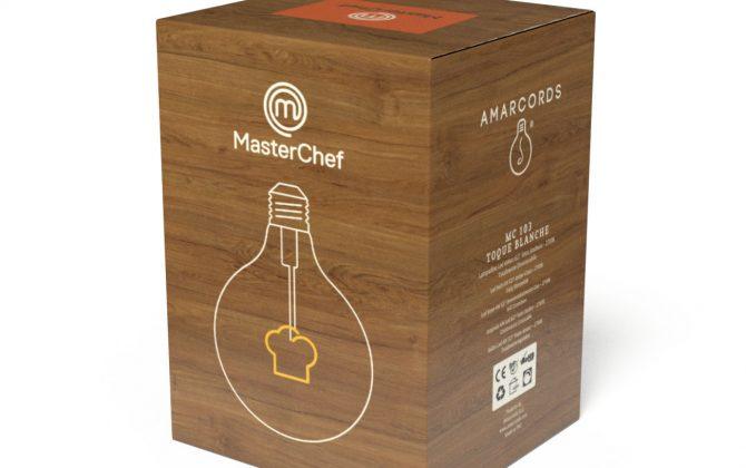MASTERCHEF kuchynská žiarovka CAP, Teplá biela, 4W, 130lm (1)