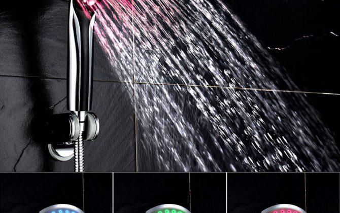 Sprchová hlavica s LED podsvietením a digitálnym teplomerom 3 funkcie 1 670x420 - Sprchová hlavica s LED svetlom a digitálnym teplomerom, 3 funkcie