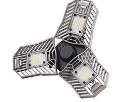 Vysoko intenzívna nastaviteľná žiarovka, 60W, 6000lm, E27 (1)